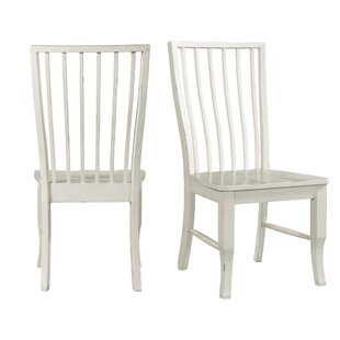 Best Reviews Miner Solid Wood Dining Chair (Set of 2) by August Grove Reviews (2019) & Buyer's Guide