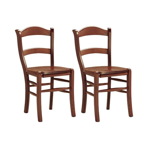 Tylersburg Solid Beech Dining Chair (Set of 2) Ophelia and