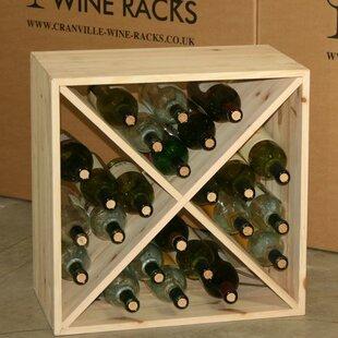 Bates 24 Bottle Wine Rack By Alpen Home