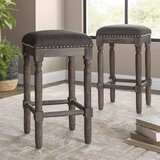 Remy 26 Counter Stool (Set of 2) by Laurel Foundry Modern Farmhouse
