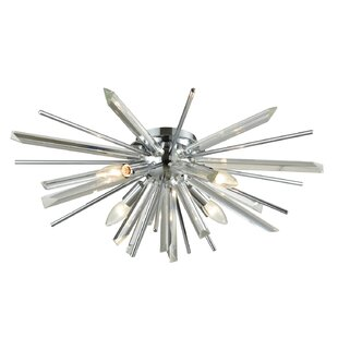 Kolb 4-Light Flush Mount b..