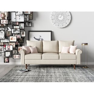 Great Price Cyr Sofa by Wrought Studio Reviews (2019) & Buyer's Guide