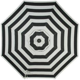 Breakwater Bay Wiebe Auto Tilt 9' Market Sunbrella Umbrella