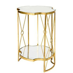 Marlene Tall Two Tier End Table