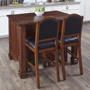 Santiago Kitchen Island Set by Home Styles