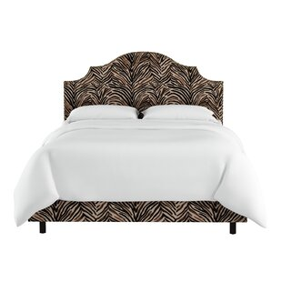 Genevie Upholstered Panel Bed by Bloomsbury Market No Copoun