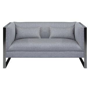 Bellec Loveseat by Orren Ellis Cool