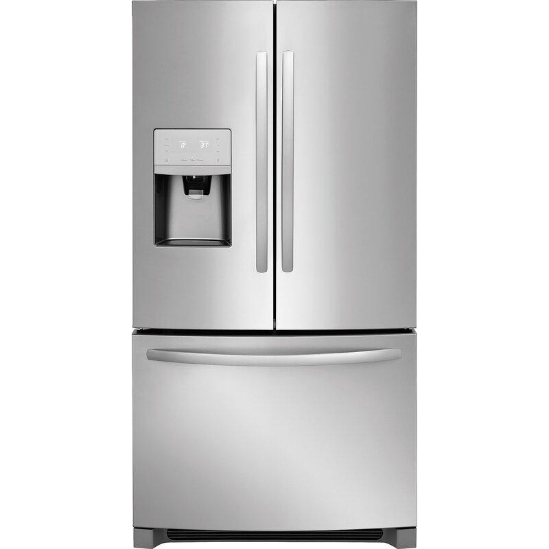 Frigidaire 27.2 cu. ft. Energy Star French Door Refrigerator