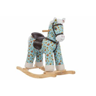 Read Reviews Casey Rocking Horse By Rockin' Rider