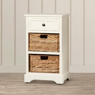 Great Price Edmonton Storage End Table By Beachcrest Home