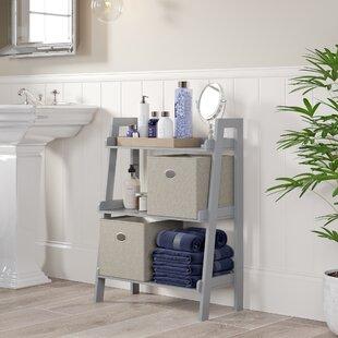 Hoschton 61 X 83cm Bathroom Shelf By Zipcode Design