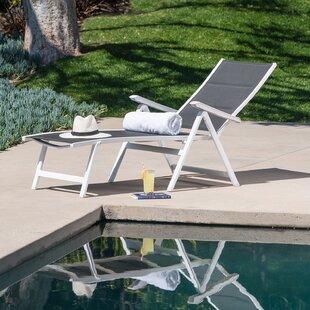 Ebern Designs Aidan Reclining Chaise Lounge