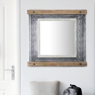 Gracie Oaks Sheilah Hanging Accent Mirror