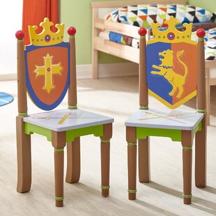 Dusek Children's Chair (Set Of 2) By Zoomie Kids