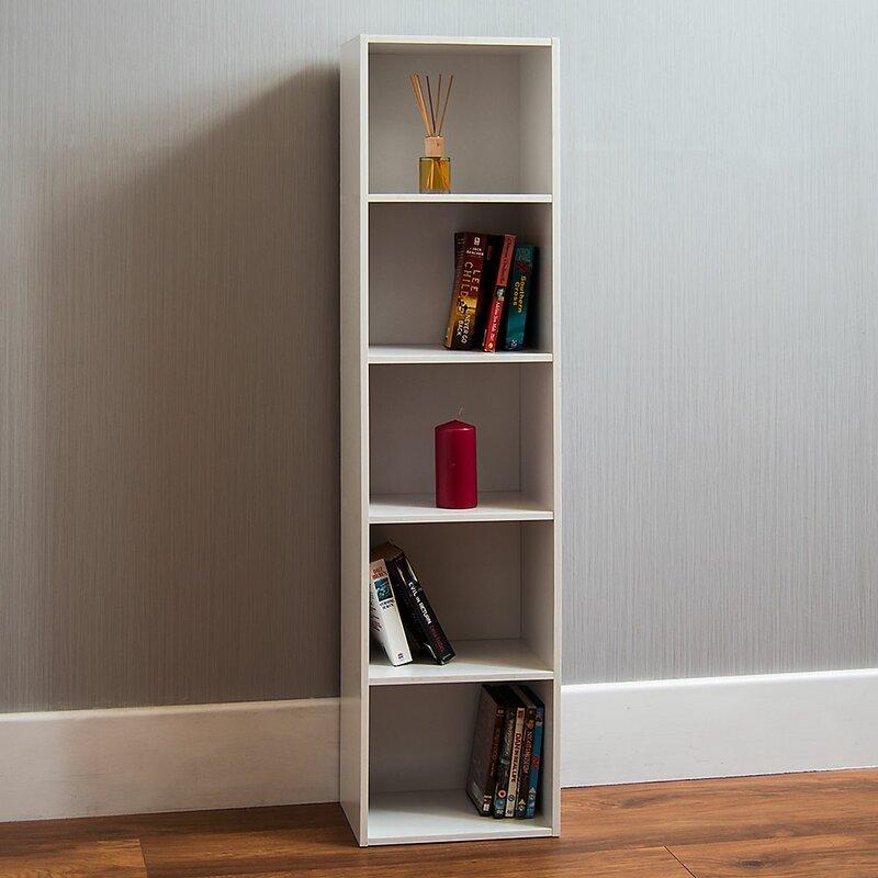 5 Tier Cube Bookcase by Wayfair Basics