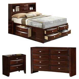 Alidge Platform Configurable Bedroom Set