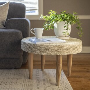 Voss End Table by Rosecliff Heights