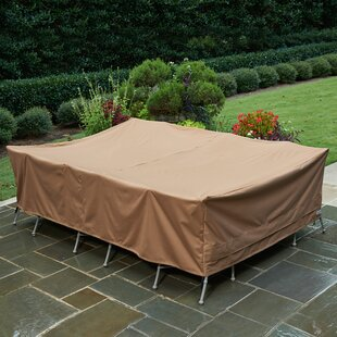 Freeport Park Weather Resistant Table Cover