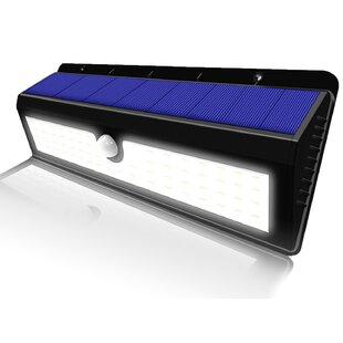 Affordable Solar Garden 44 Light LED Flood Light By Deluxe Comfort