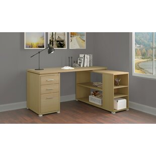 Venango L-Shape Executive Desk