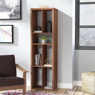 Logan Geometric Bookcase by Brayden Studio