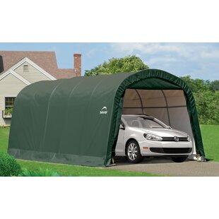3m X 6.1m Round Style Shelter Tent By ShelterLogic