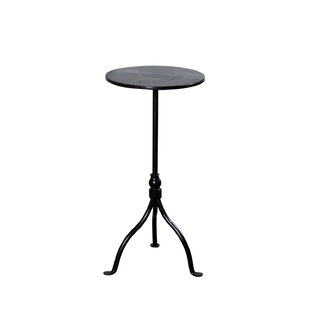 Lindel End Table by Gracie Oaks