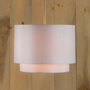 Wade Logan Burslem 3-Light LED Pendant