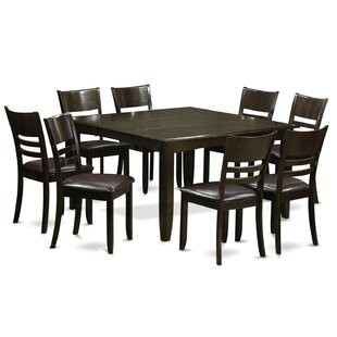Parfait 9 Piece Dining Set Wooden Importers