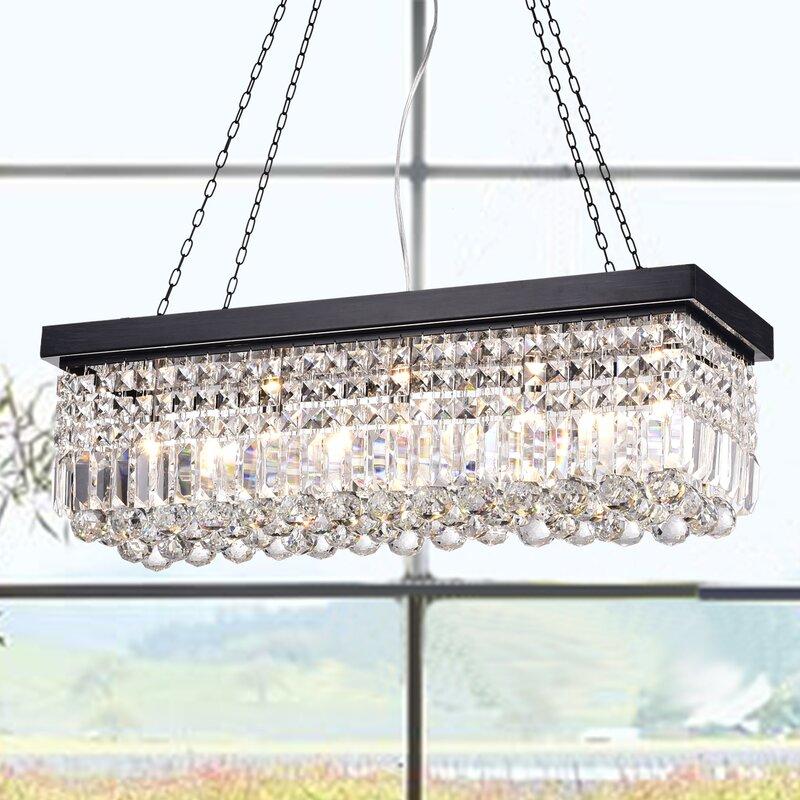 House of hampton ramsgate 5 light crystal chandelier reviews wayfair ramsgate 5 light crystal chandelier aloadofball Images