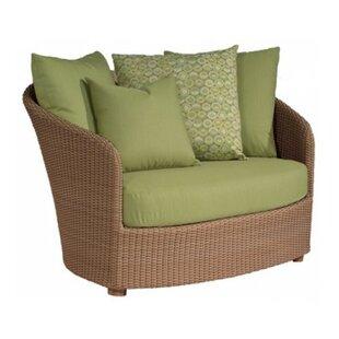 Woodard Oasis Patio Chair with Cushions