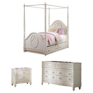Best Bo Canopy Configurable Bedroom Set ByRosdorf Park