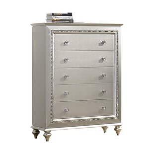 Echols 5 Drawer Chest