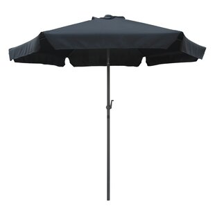 Brayden Studio Hyperion 8' Beach Umbrella