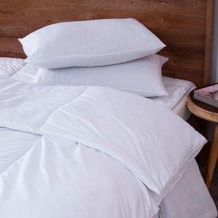 Hollowfibre 15 Tog Duvet With Pillow By Wayfair Basics