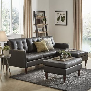 Williston Forge Crain Reversible Sectional