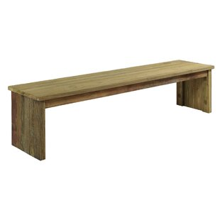 Perpetual Par Indoor/Outdoor Teak Picnic Bench
