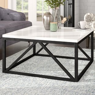 Check Prices Welty Two Toned Coffee Table by Red Barrel Studio Reviews (2019) & Buyer's Guide