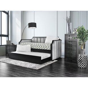 Monahan Daybed With Trundle by Rosdorf Park Discount