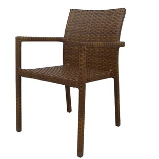 St Barths Stacking Patio Dining Chair
