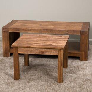 Montero 2 Piece Coffee Table Set