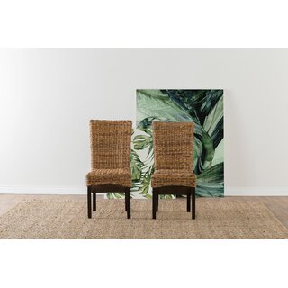 Anaya Dining Chair (Set of 2) by Beachcrest Home SKU:BB115776 Shop
