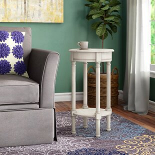 Price Check Keisler End Table by Charlton Home