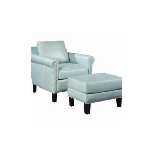 Belle Club Chair by Palatial Furniture