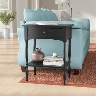 Bel Air End Table With Storage by Alcott Hill