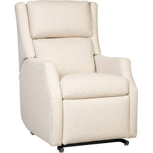 Ryder Leather Power Lift Assist Recliner by Bradington-Young