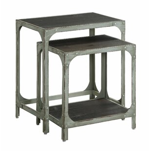 Diep 2 Piece Nesting Tables by..