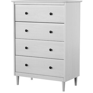 Lafever 4 Drawer Dresser