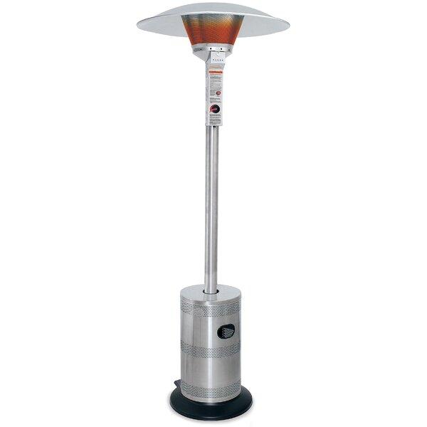 Charmant Endless Summer Commercial Outdoor 40,000 BTU Propane Patio Heater | Wayfair