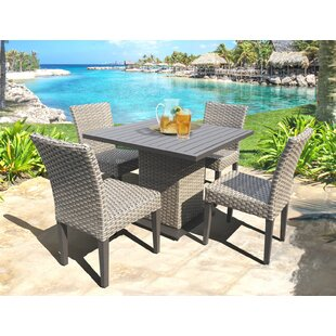 Meeks 5 Piece Dining Set